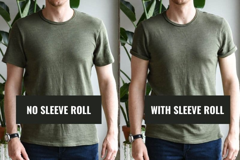 Sleeve Roll comparison