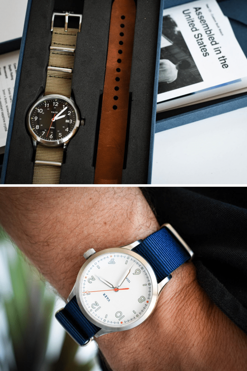VAER Watches Review: Is This Field Watch Any Good?