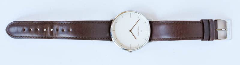Nordgreen Native leather strap