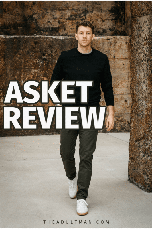Asket Review: Are They The Key to Your Capsule Wardrobe?