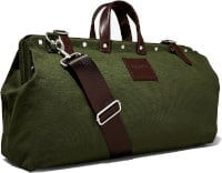 Bespoke Post Weekender in Olive