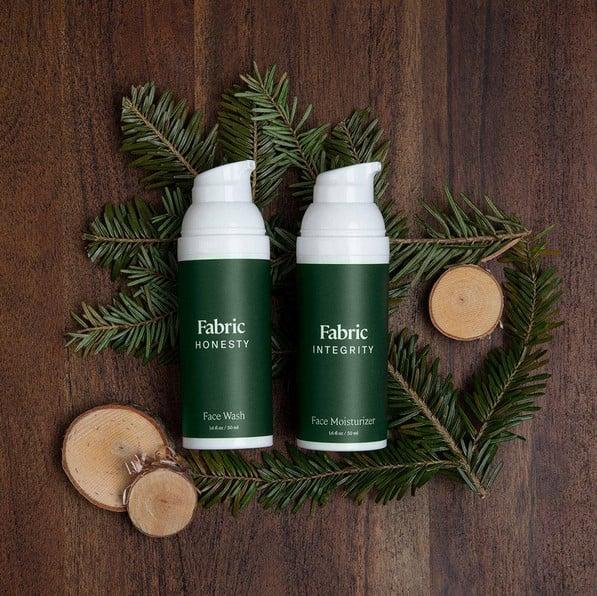Fabric Face Wash & Moisturizer