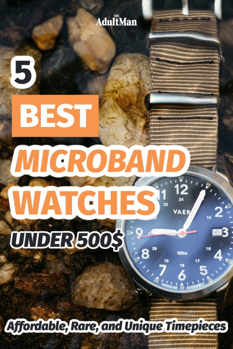 5 Best Microbrand Watches under $500: Affordable, Rare, and Unique Timepieces