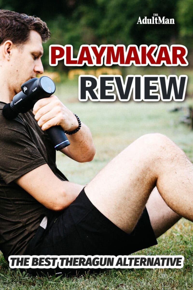 The Best Theragun Alternative: PlayMakar Review