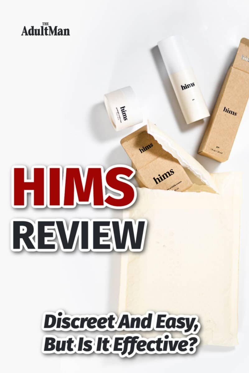 hims Review: Discreet And Easy, But Is It Effective?