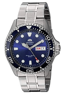 Orient Diver Ray II