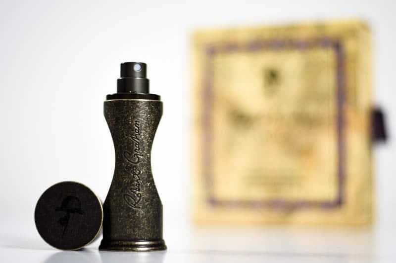 robert graham valour spray cologne review