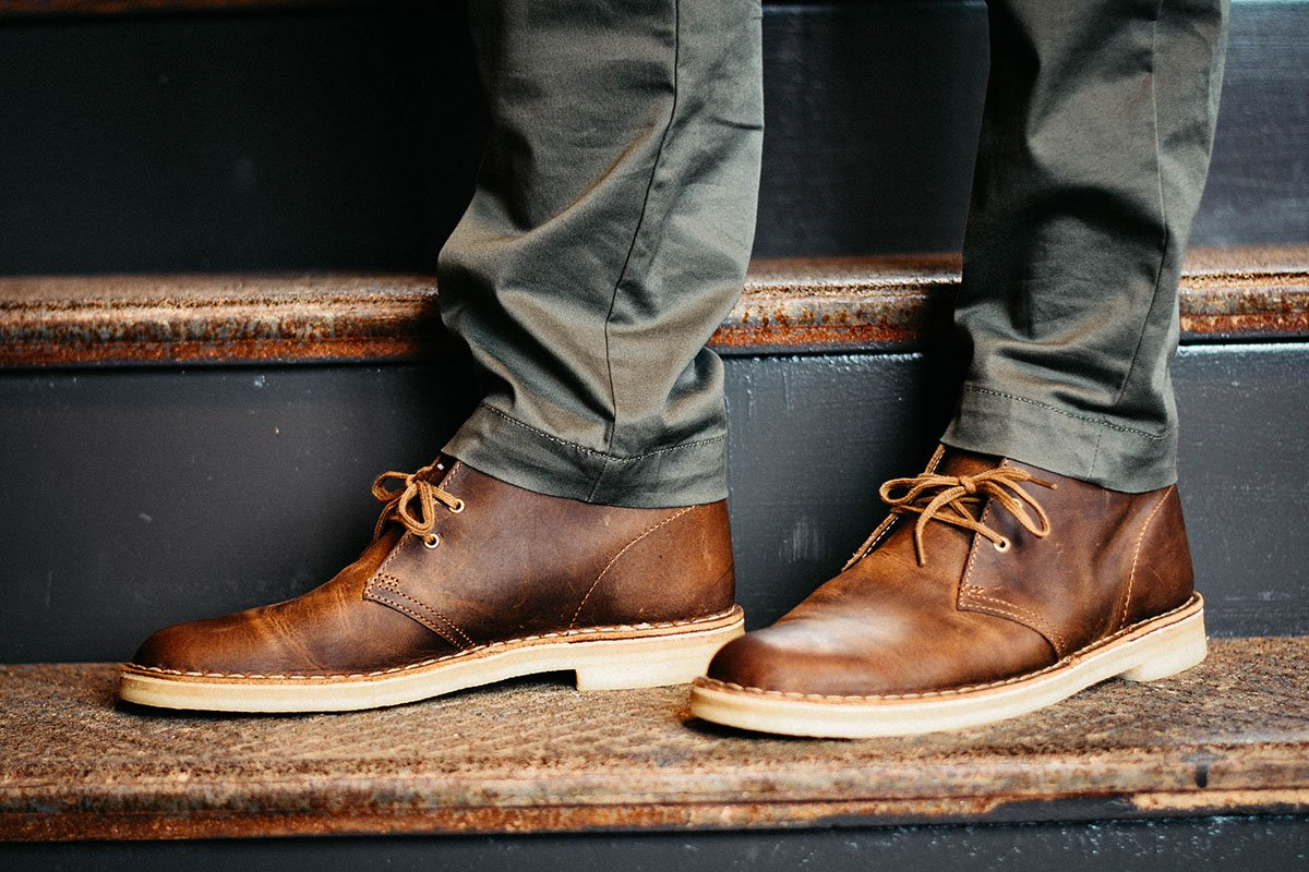 barba Último paquete  Clarks Desert Boot Review: 70 Years and Still Going Strong