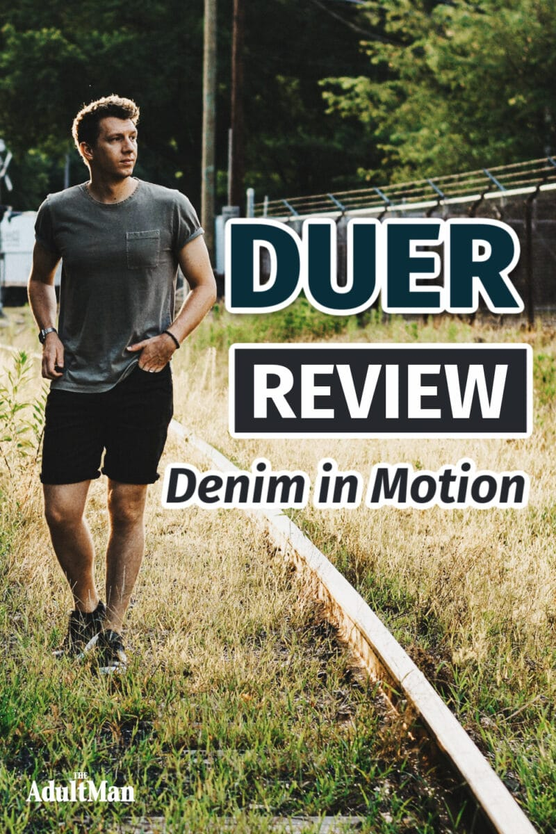 DUER Review: Denim in Motion