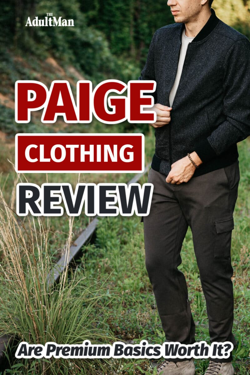 PAIGE Clothing Review: Are Premium Basics Worth It?
