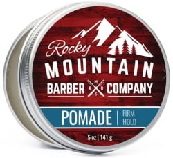 Rocky Mountain Barber Company Firm Hold Pomade