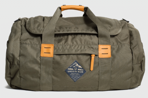 United By Blue Carry On Duffel
