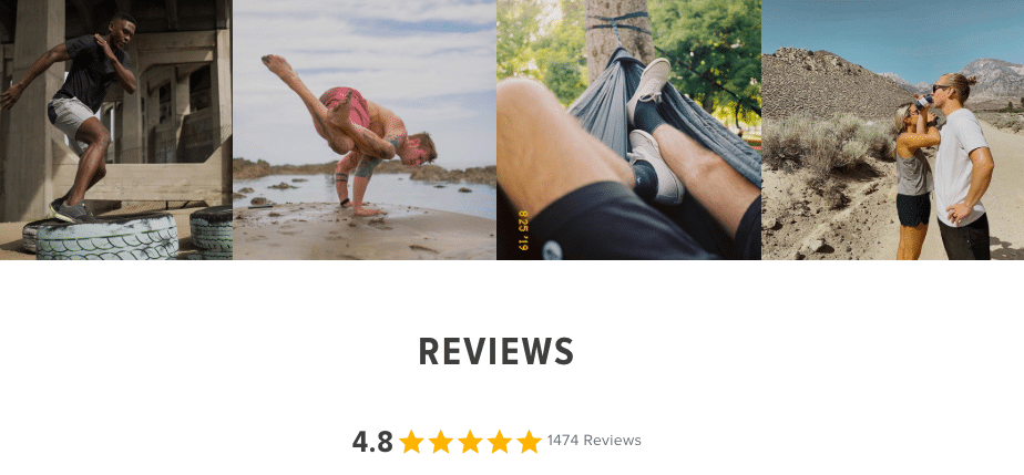 Vuori Reviews