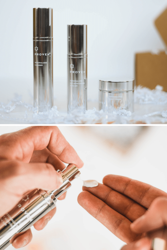 Proven Skincare Review for Men: A Tailored Skin Routine