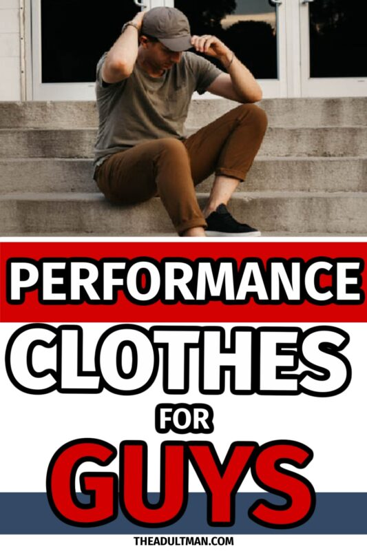 Olivers Review: Performance Clothes for Guys with Goals