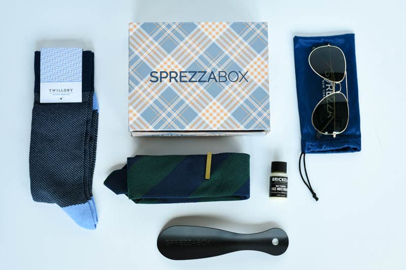 SprezzaBox grand full contents