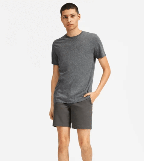 Everlane Mens Performance Chino Shorts