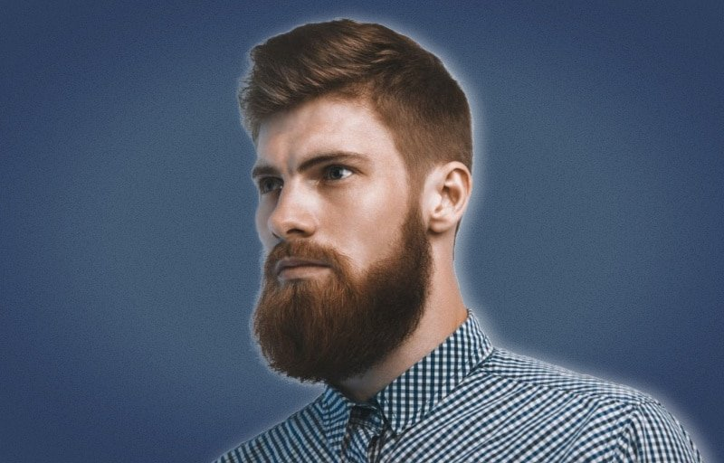 How to Straighten Your Beard: 5 Simple, Curl-Busting Steps