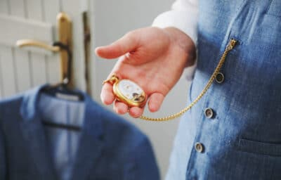 How to Wear a Pocket Watch Like It's 2020