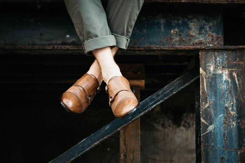 MGemi Monk Strap Shoes 2