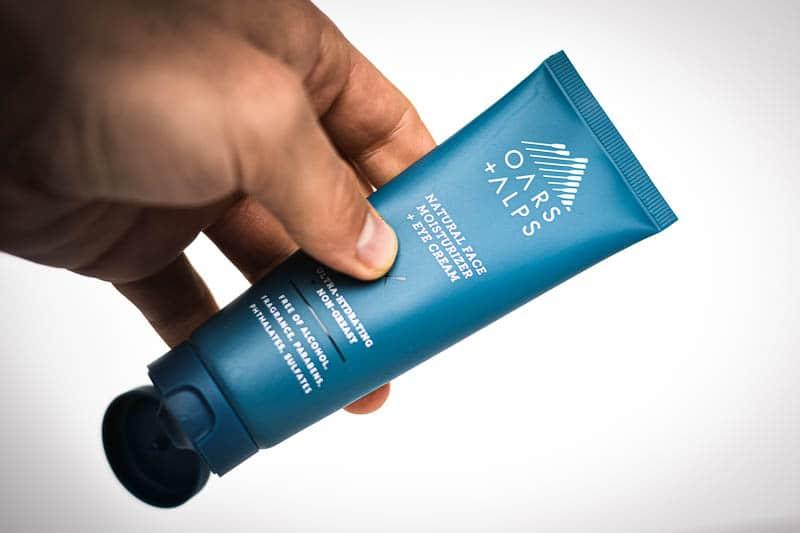 Oars Alps face wash for men tube