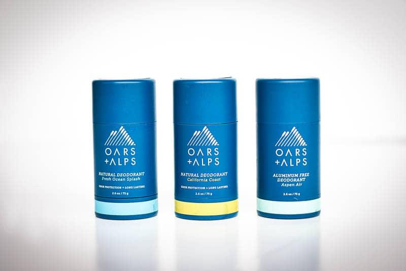 Oars + Alps Deo Trio