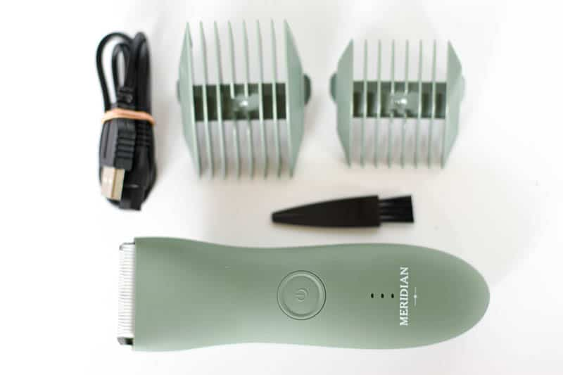 meridian trimmer with attachments