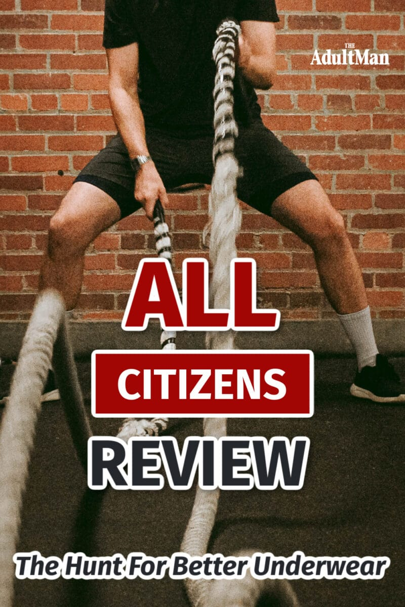 All Citizens Review: The Hunt For Better Underwear