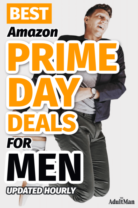 The Best Amazon Prime Day Deals for Men in 2020
