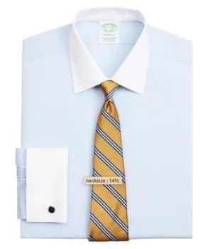 Brooks Brothers Milano French Cuff Shirt