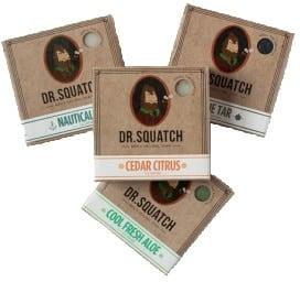 Dr. Squatch Bar Soaps