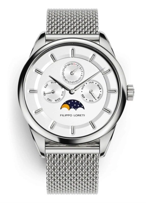 Filippo Loreti Venice Moonphase Watch