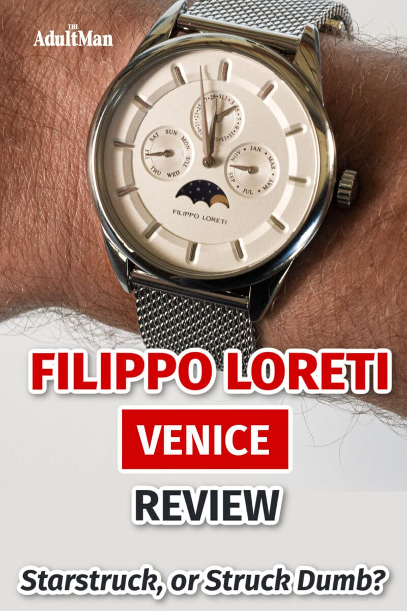 Filippo Loreti Venice Review: Starstruck, or Struck Dumb?