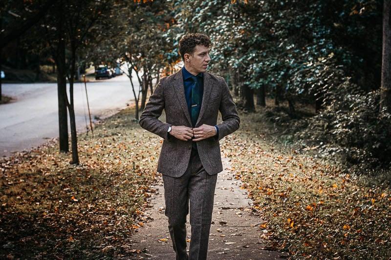 J.Crew Ludlow suit review