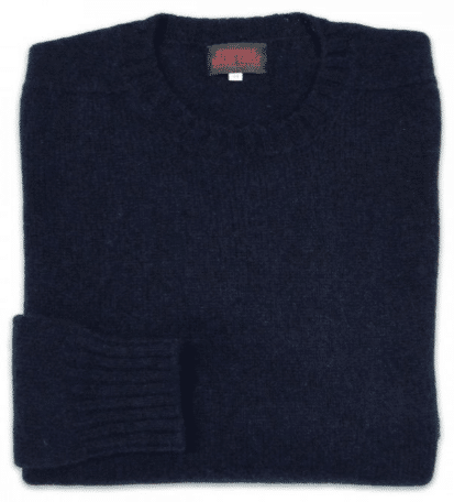 O'Connell's Scottish Shetland Wool Sweater