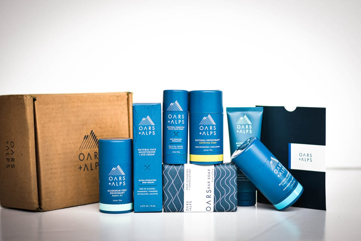 Oars + Alps Review: Do Natural Deodorants Work?