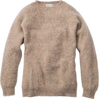 Shetland Woollen Company Shaggy Sweater | Huckberry