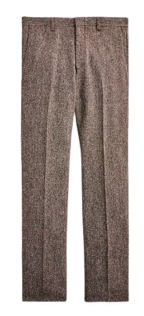 J.Crew Ludlow English Wool Trouser