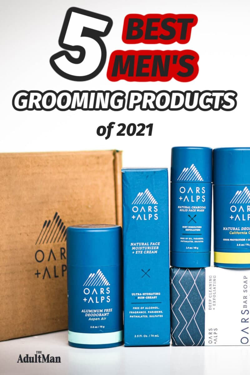 19 Best Men's Grooming Products of 2021