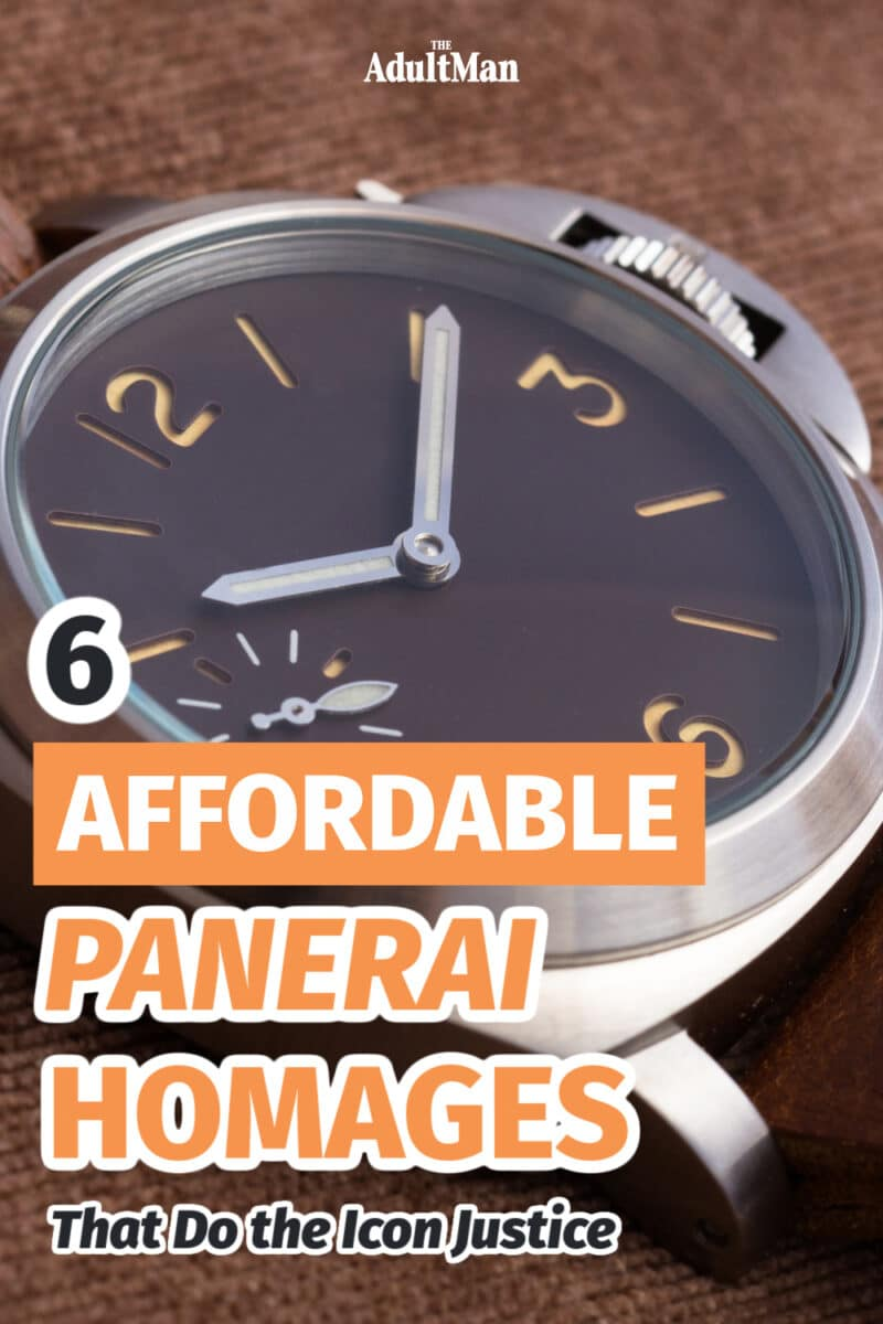 6 Affordable Panerai Homages That Do the Icon Justice