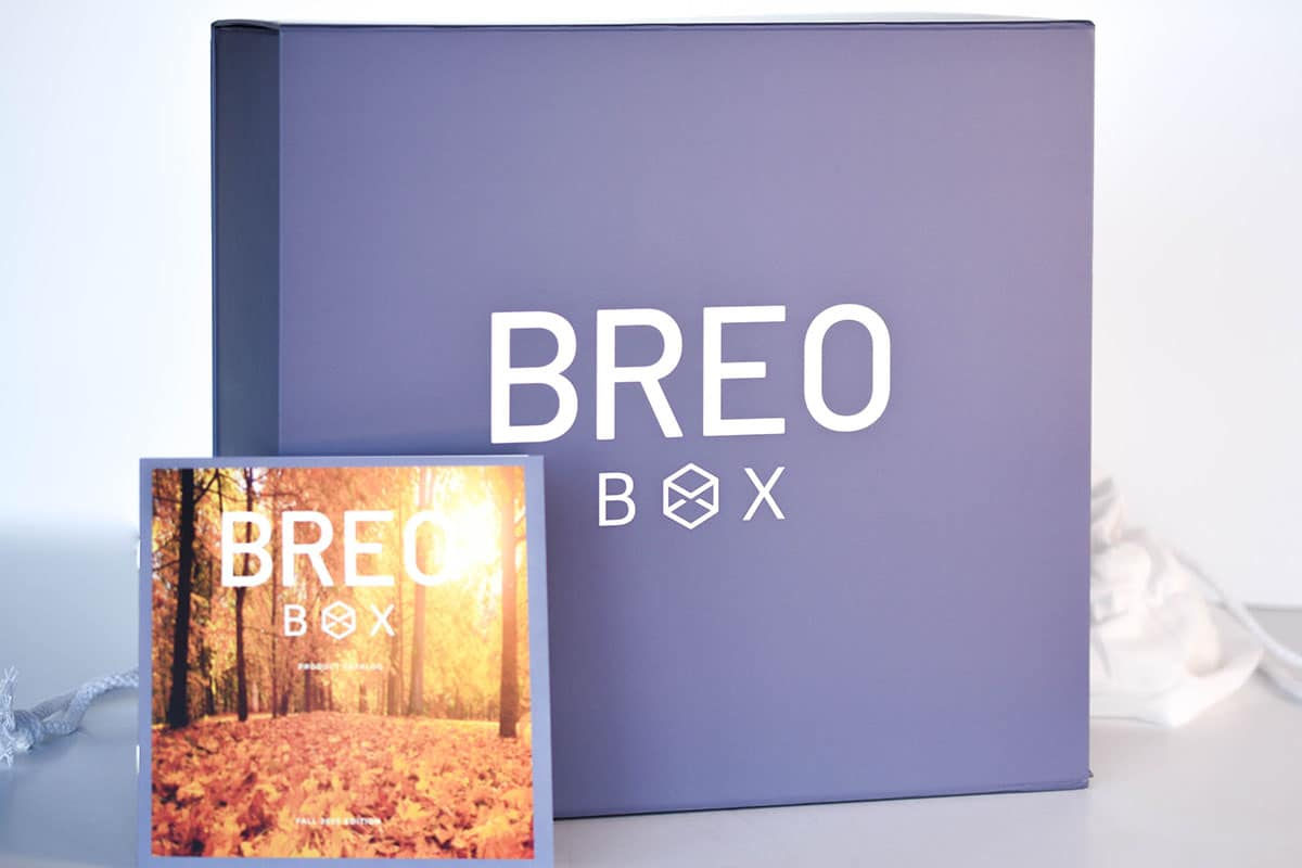 BREO BOX Fall 2020 Review: Get Excited for the New Year