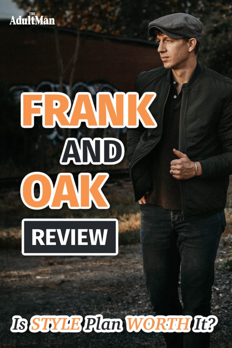 Frank And Oak Review: Is Style Plan Worth It?