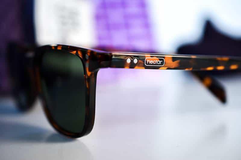 Gentlemans Box Classic nectar sunglasses