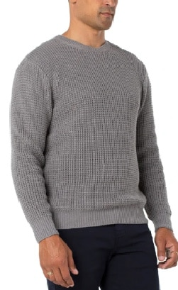 Liverpool Crew Knit Sweater