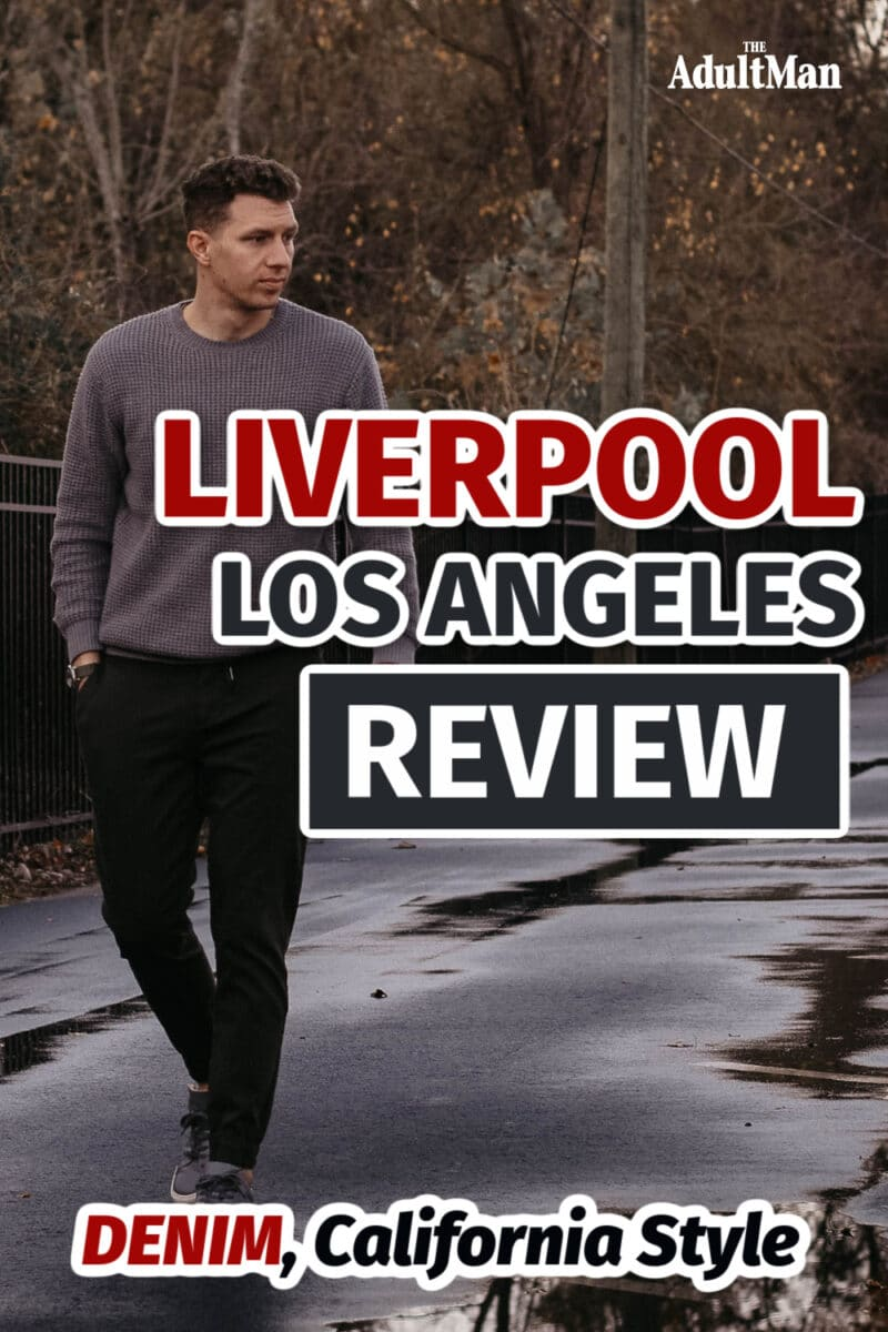 Liverpool Los Angeles Review: Denim, California Style