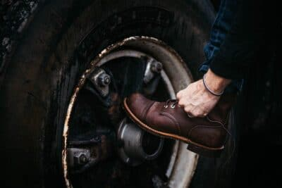 Red Wing Iron Ranger Types of Shoes Every Man Should Own