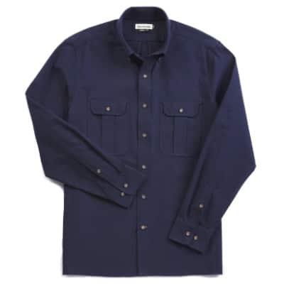 Tom Beckbe Flannel Shirt