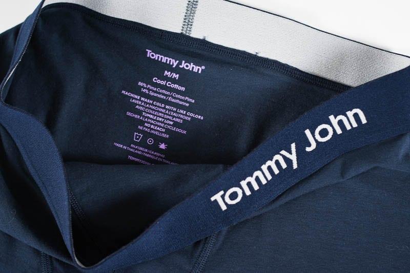 Tommy John underwear for men