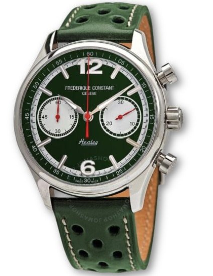 Frederique Constant Rally Healey