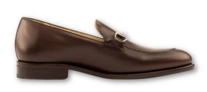 Idrese Andre Horse Bit Loafer